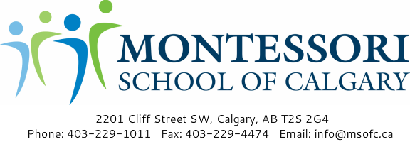 Montessori School of Calgary